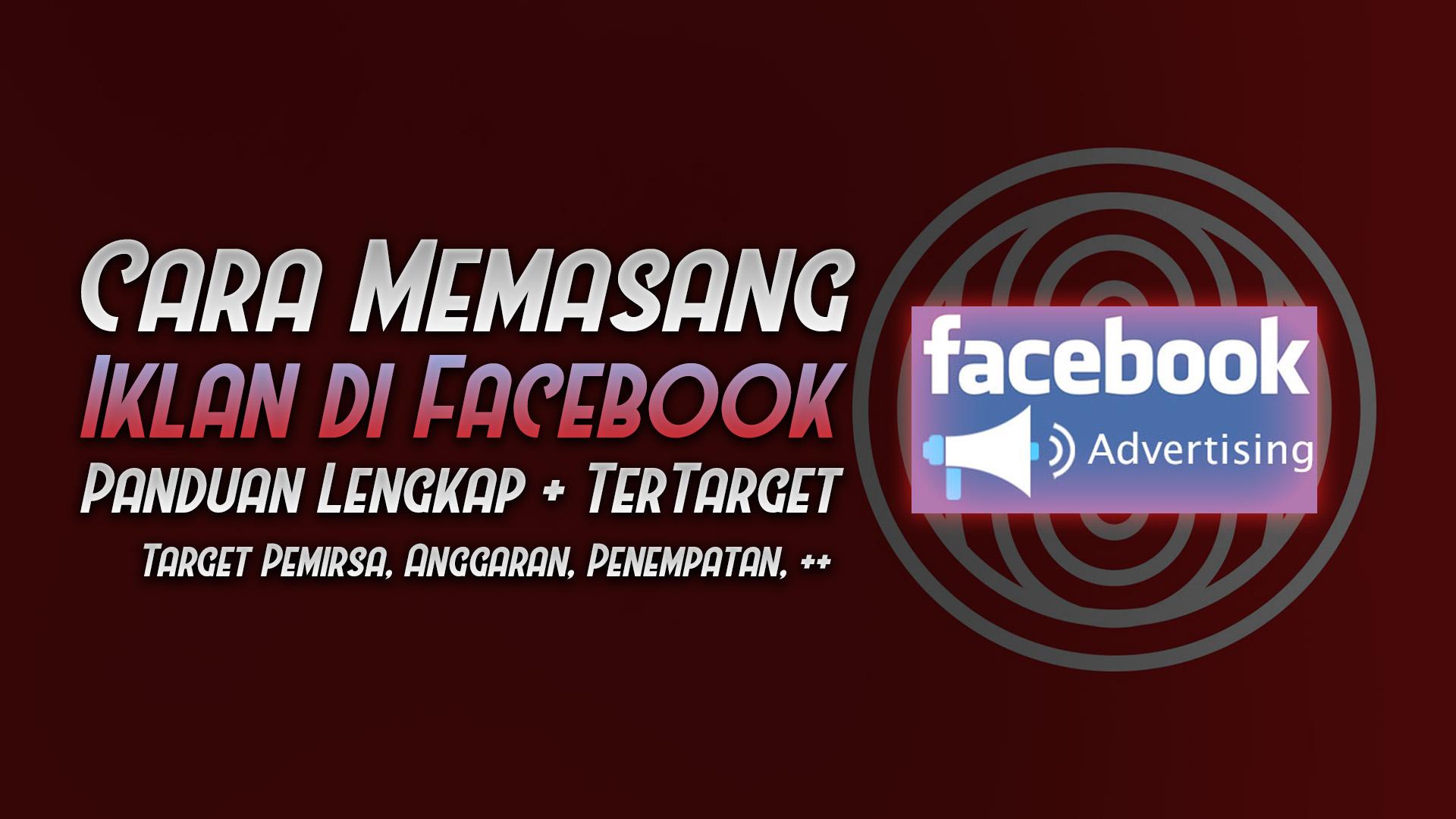 pasang iklan di facebook instagram