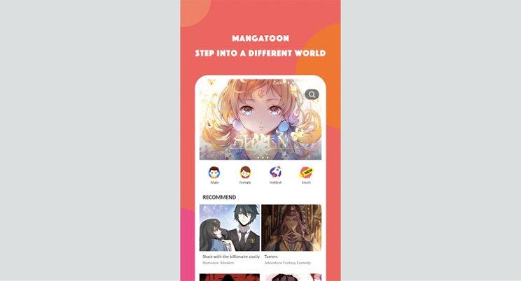 aplikasi mangatoon temani ngabuburit selama puasa