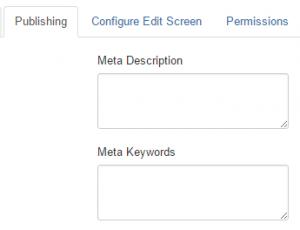 pembuatan meta deksripsi + keyword joomla