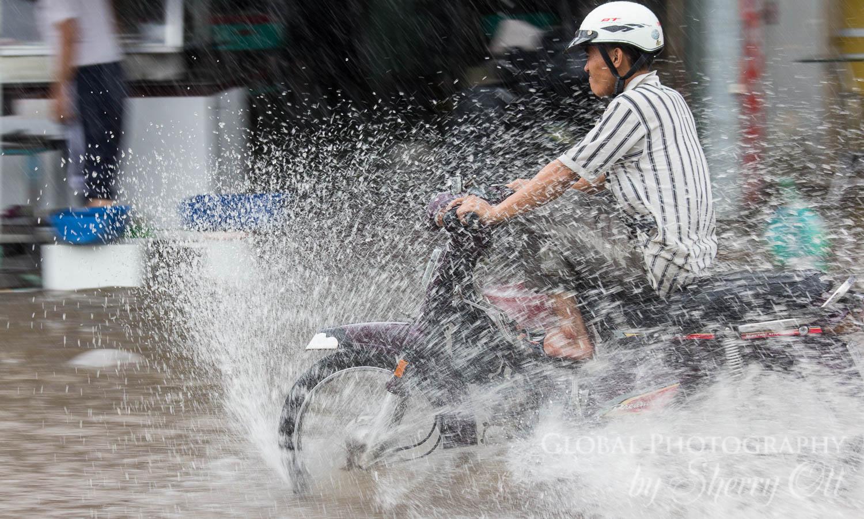 menjaga tubuh di musim hujan - rio bermano