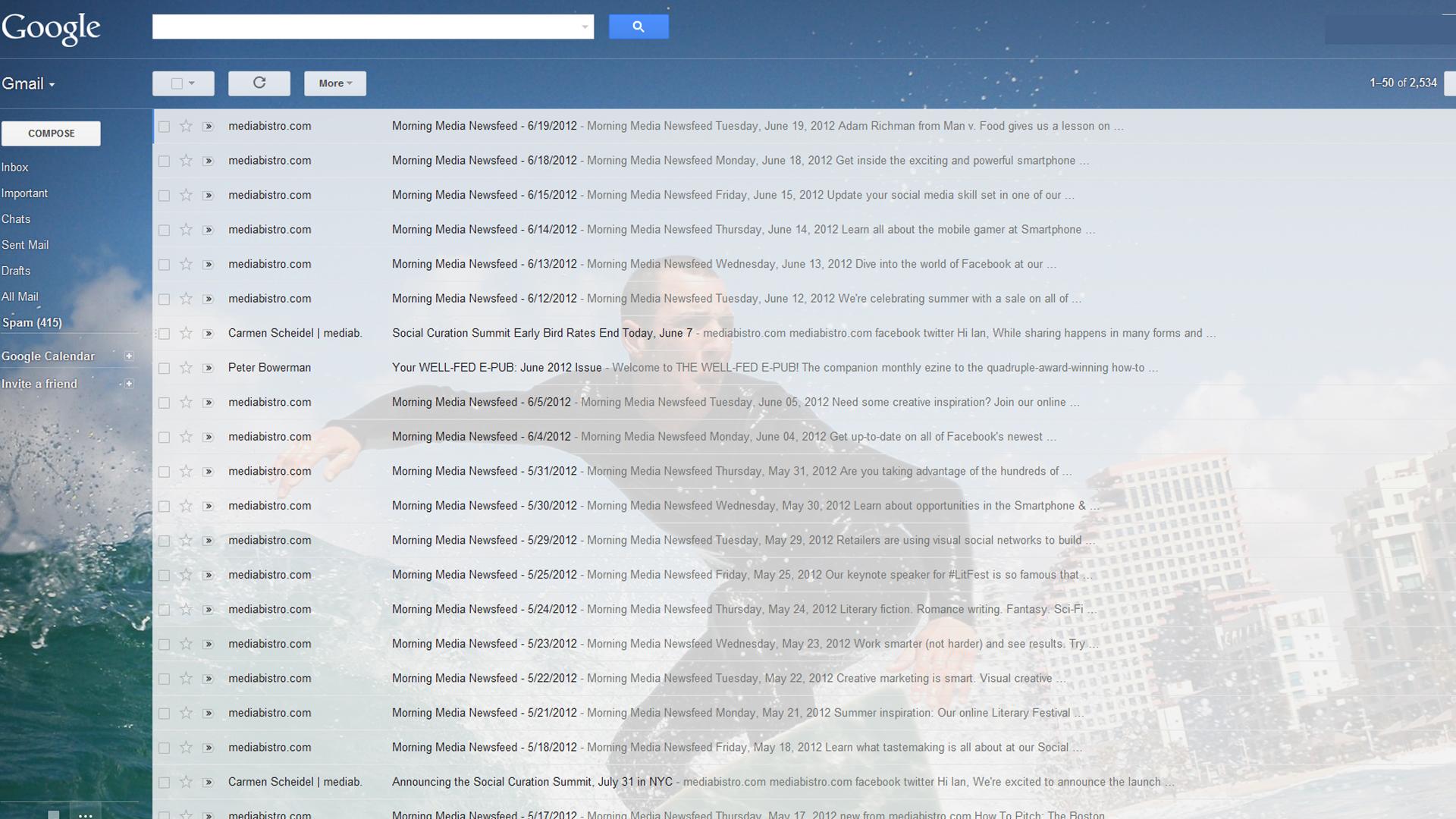 ganti background gmail - rio bermano
