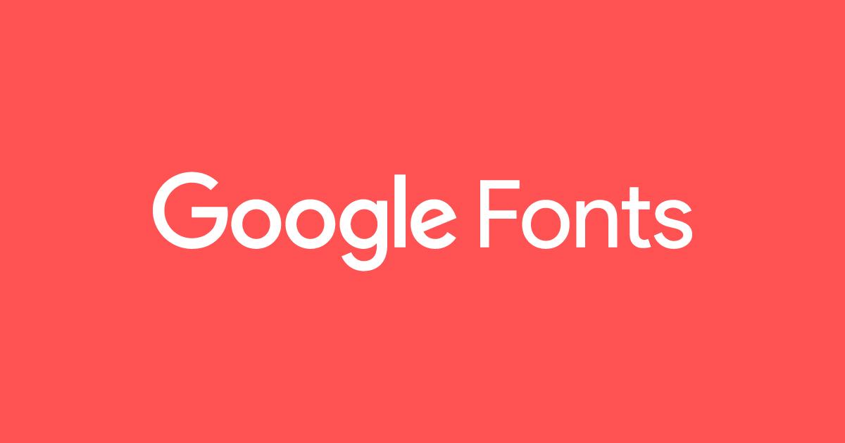 google font offline