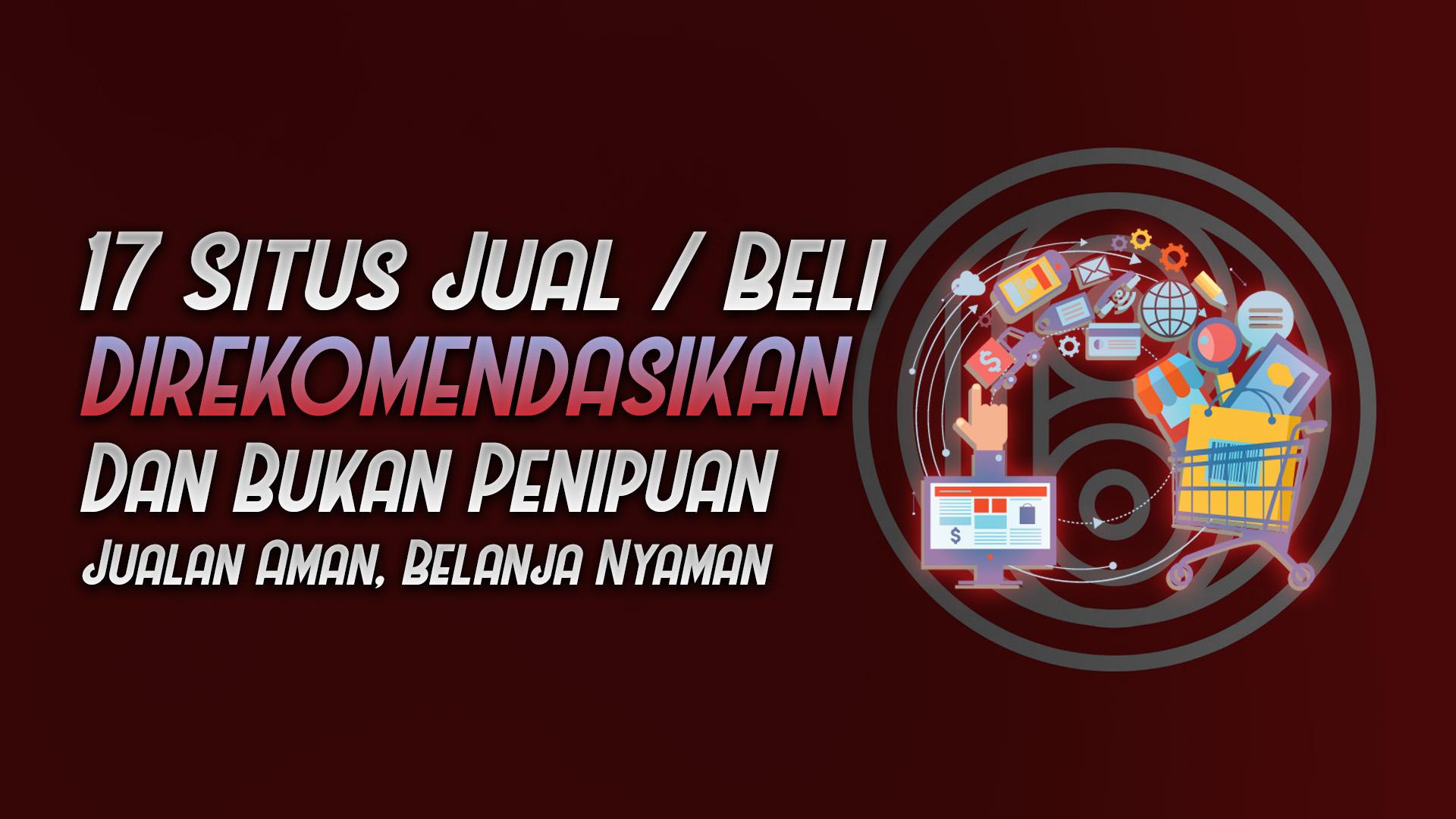 17 daftar situs online terpercaya indonesia - rio bermano