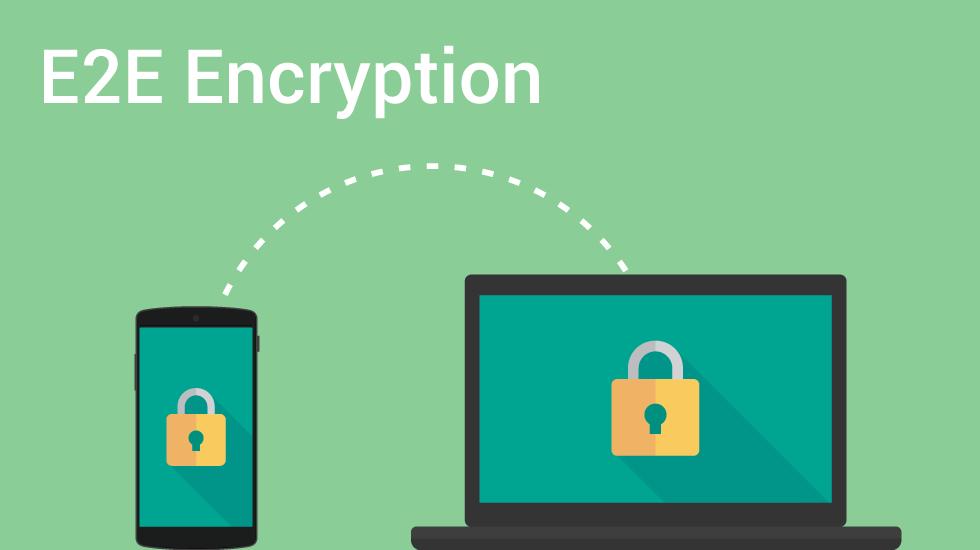 apa itu end to end encryption - rio bermano