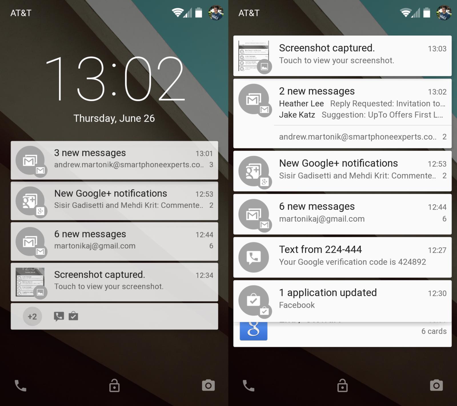 cara mengelola pemberitahuan aplikasi android oppo f1 plus - rio bermano