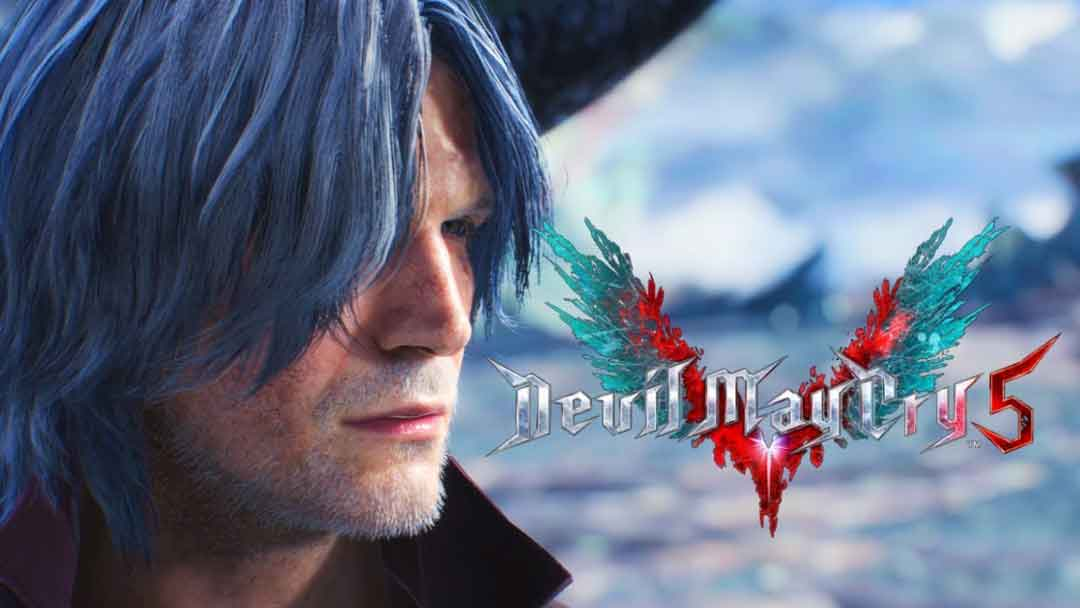 Senjata Dante Devil May Cry 5 - posciety