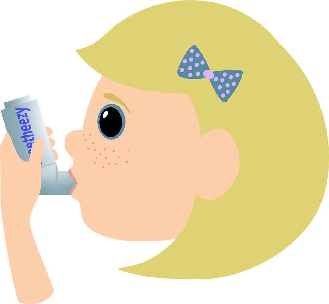 apa itu asma gejala asma mencegah asma - posciety