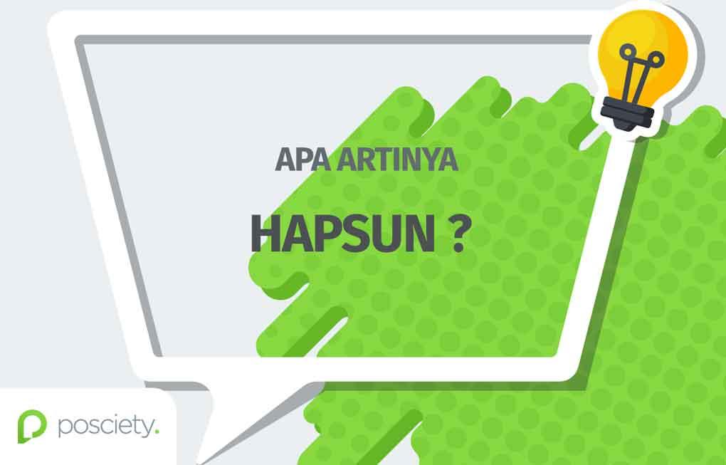 arti kata hapsun - posciety