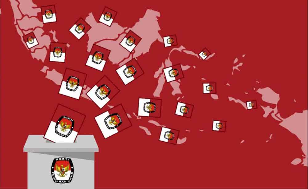 arti pemilu tugas caleg dprd - posciety
