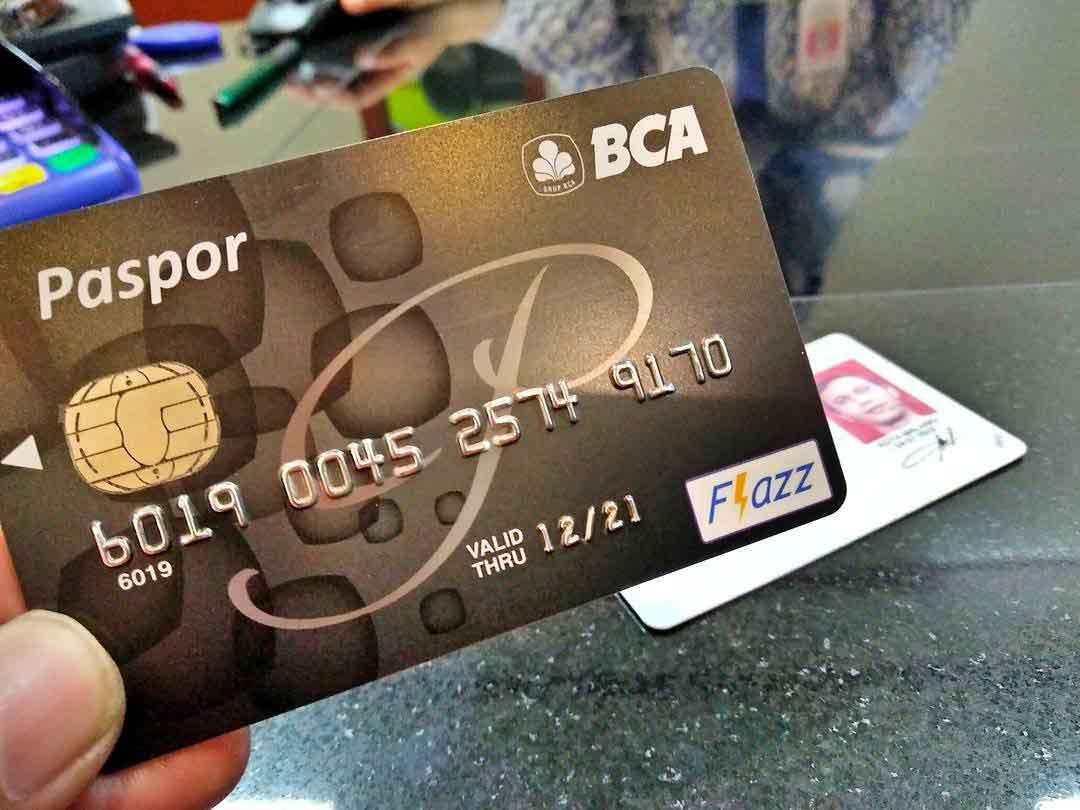 cara ganti kartu bca baru logo mastercard gpn flazz - posciety
