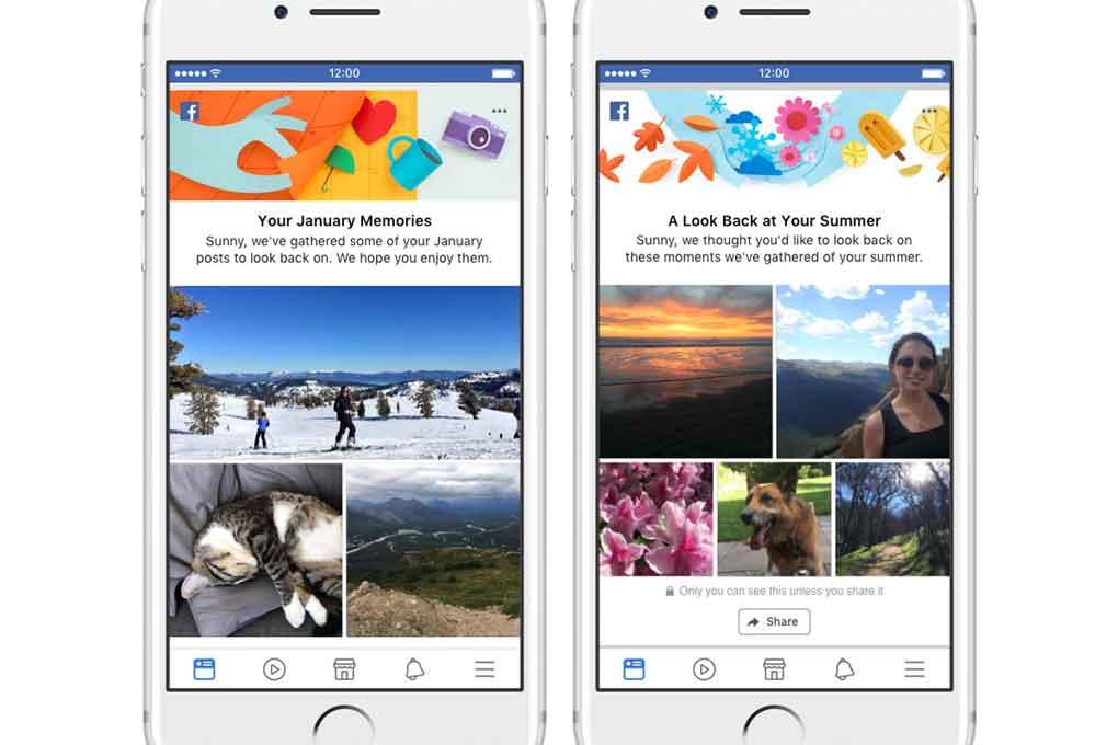 cara lihat kenangan facebook tahun lalu - posciety