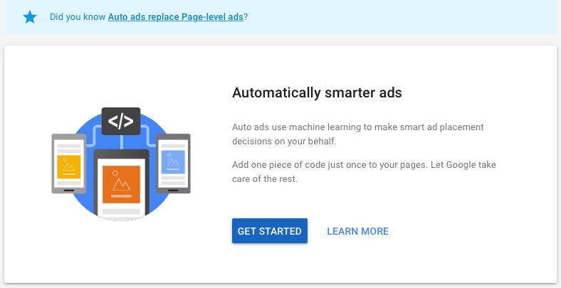 cara membuat iklan otomatis auto ads google adsense - rio bermano