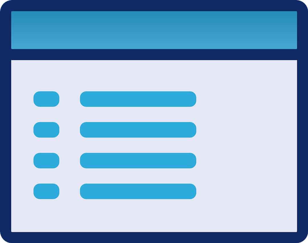 cara membuat li menu html ke kanan - posciety