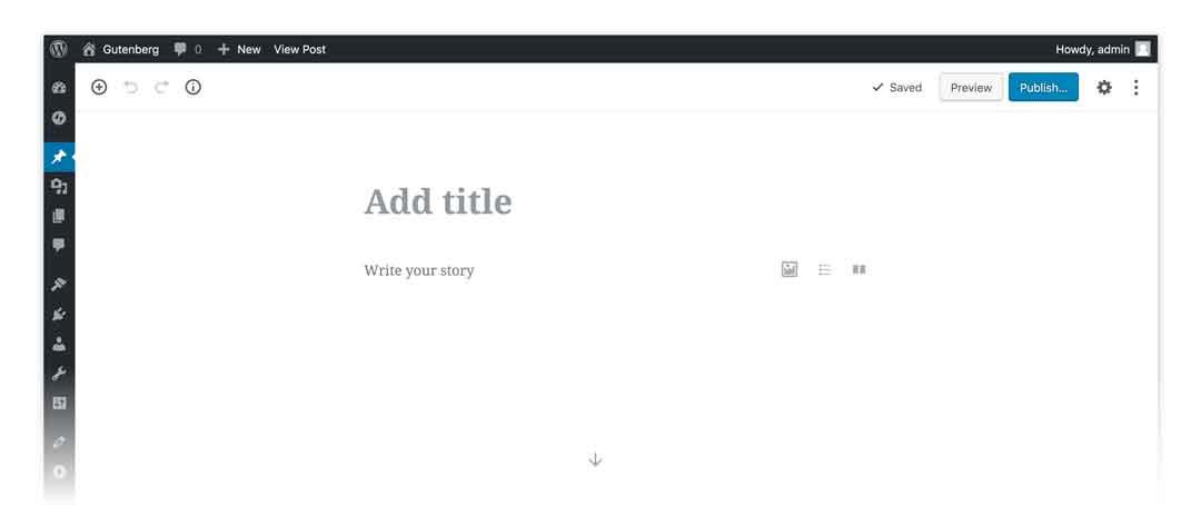 cara mengganti tampilan penulisan wordpress yang lama - posciety