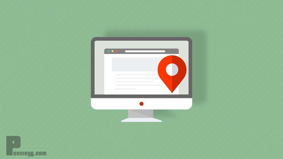 cara tampilkan google maps di blog sendiri - posciety
