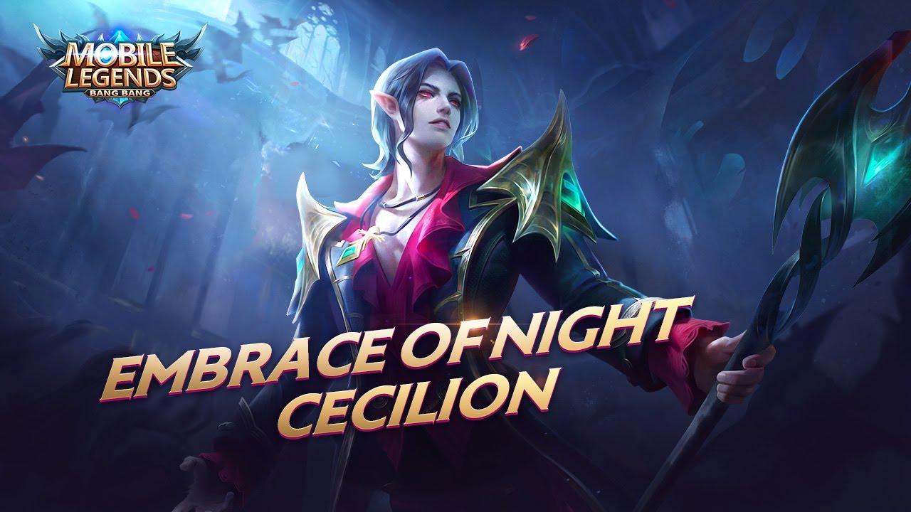 kata kata yang diucapkan hero mobile legend cecilion dan kisah