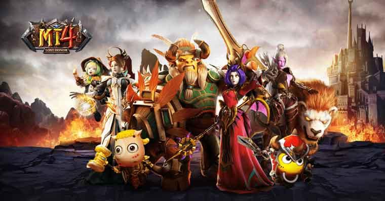 5 Games RPG Android Baru & Terbaik 2019