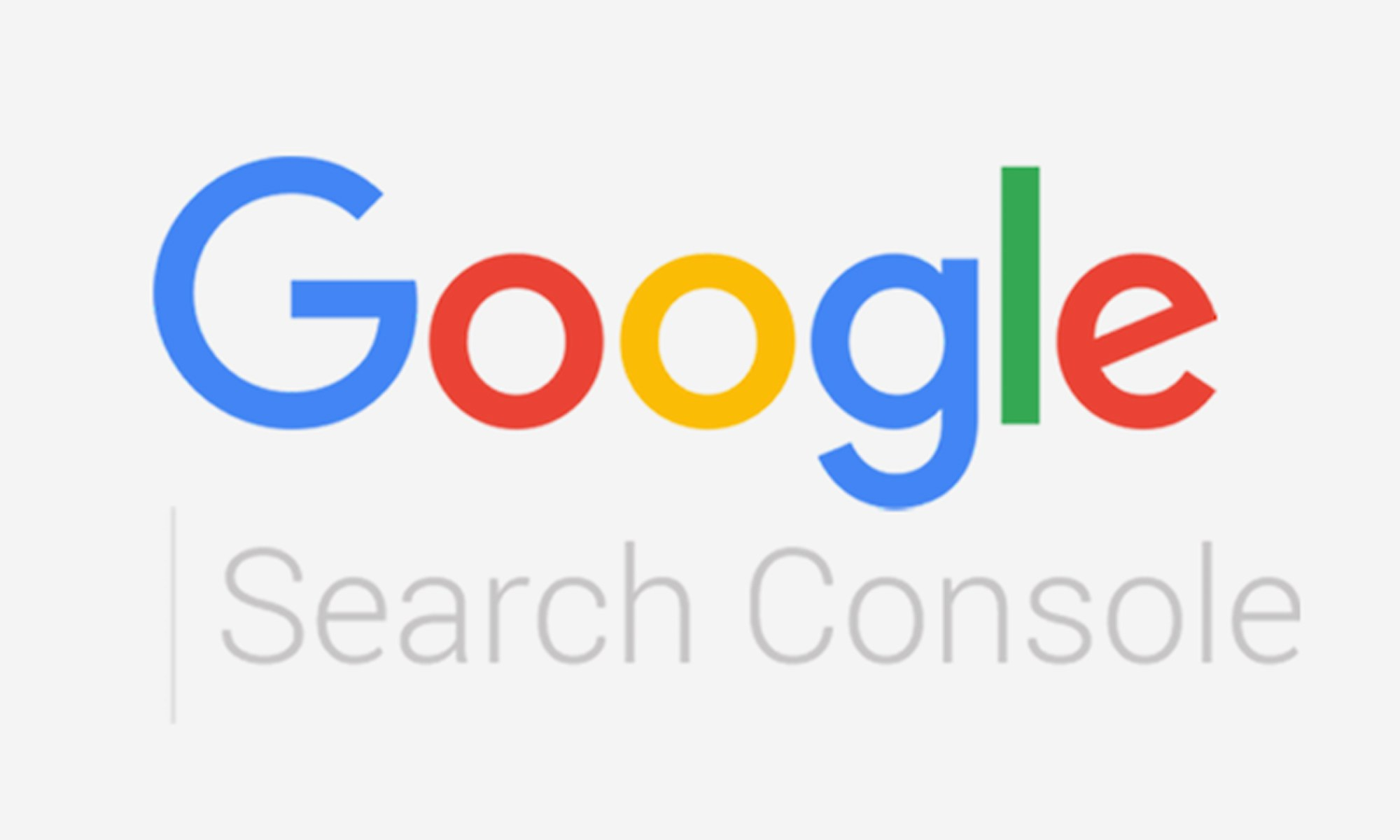 google search console - rio bermano