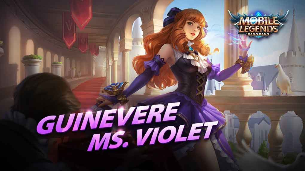 guinevere mobile legends quote - posciety