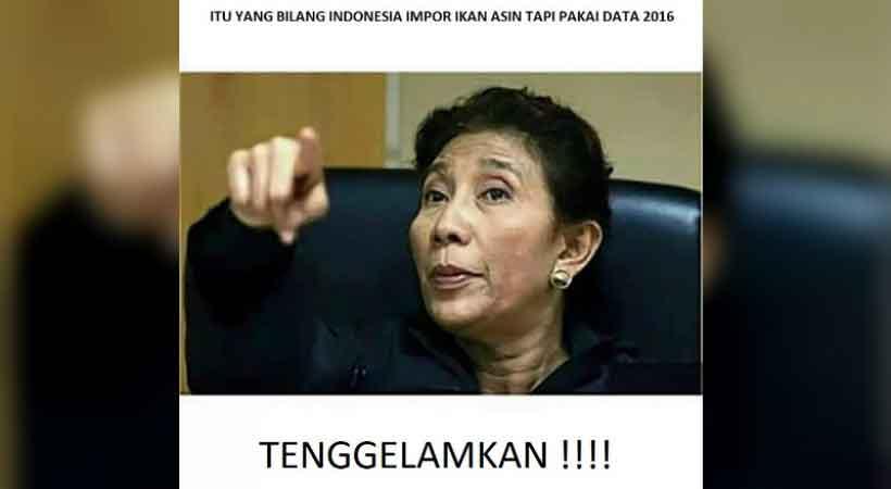 indonesia impor ikan asin - posciety