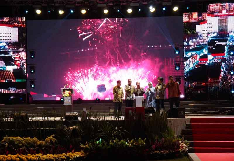 keseruan prj jakarta fair 2019 harga tiket dan jadwal - posciety