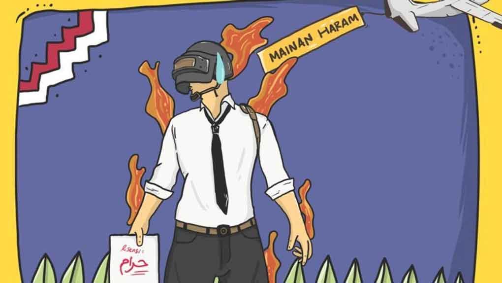 kntroversi pubg haram - posciety