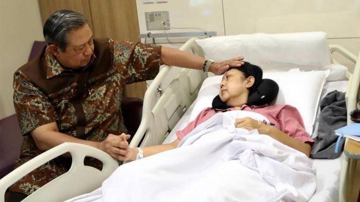 ani yudhoyono wafat - posciety