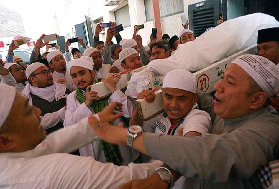 maimun zubair meninggal dunia saat melaksanakan haji - posciety