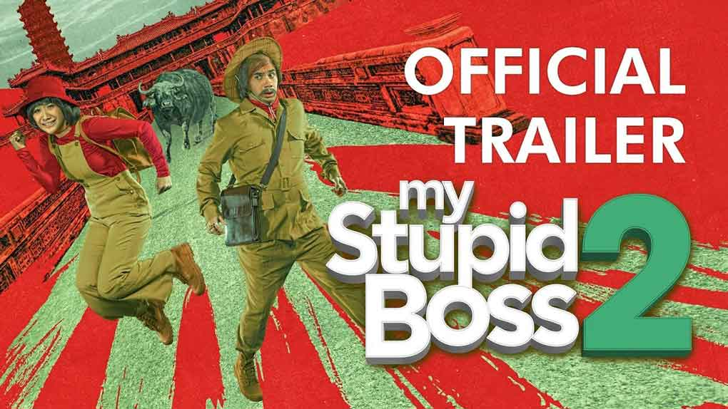 official trailer my stupid boss 2 - posciety