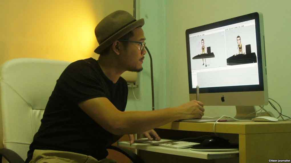 orang indonesia ikut serta membuat animasi film hollywood - posciety