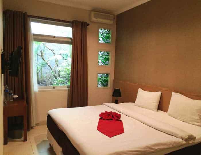 parah hotel sweet karina bandung kotor pelayanan buruk - posciety