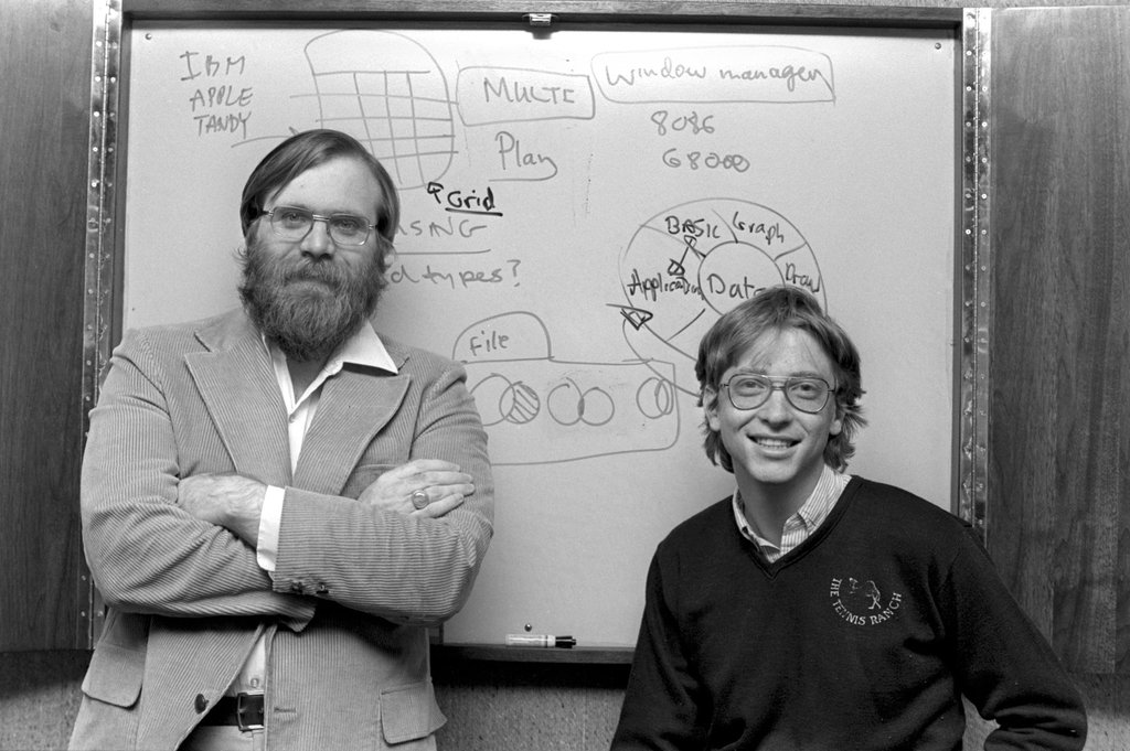 paul allen co founder microsoft meninggal dunia - posciety