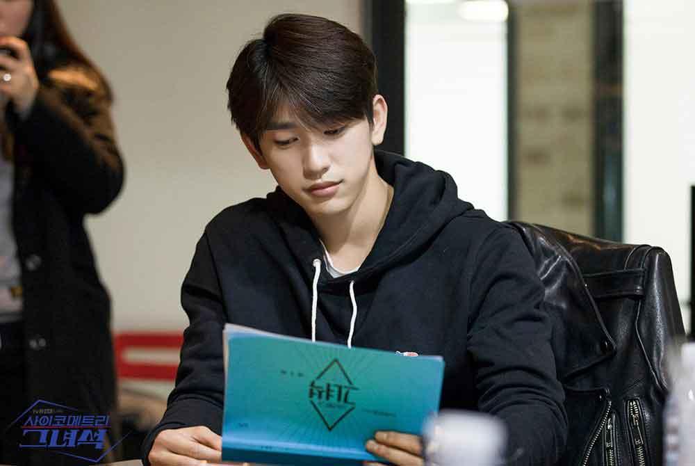 pemeran utama drama korea he is psychometric - posciety