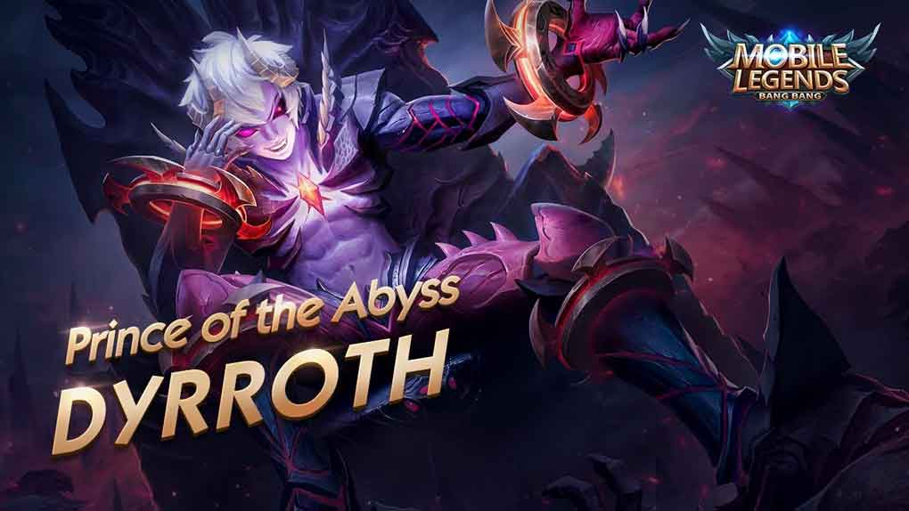 quotes dan kisah cerita dyrroth mobile legends - posciety