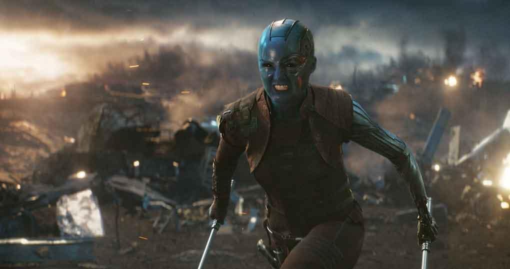 spoiler film avenger endgame - posciety