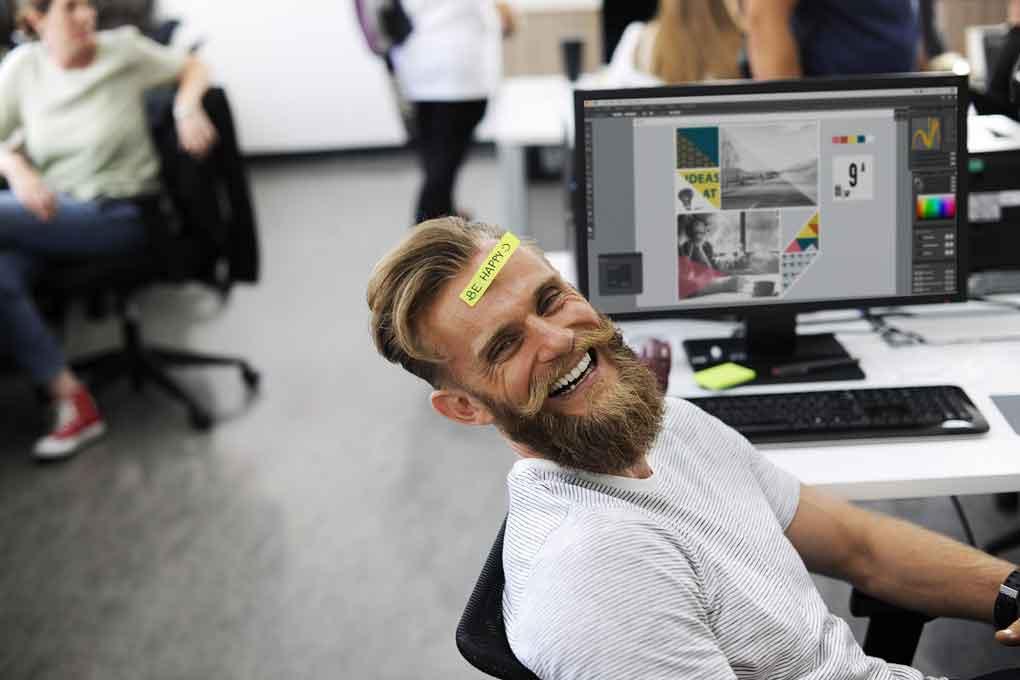 tips awet bekerja di tempat kerja - posciety