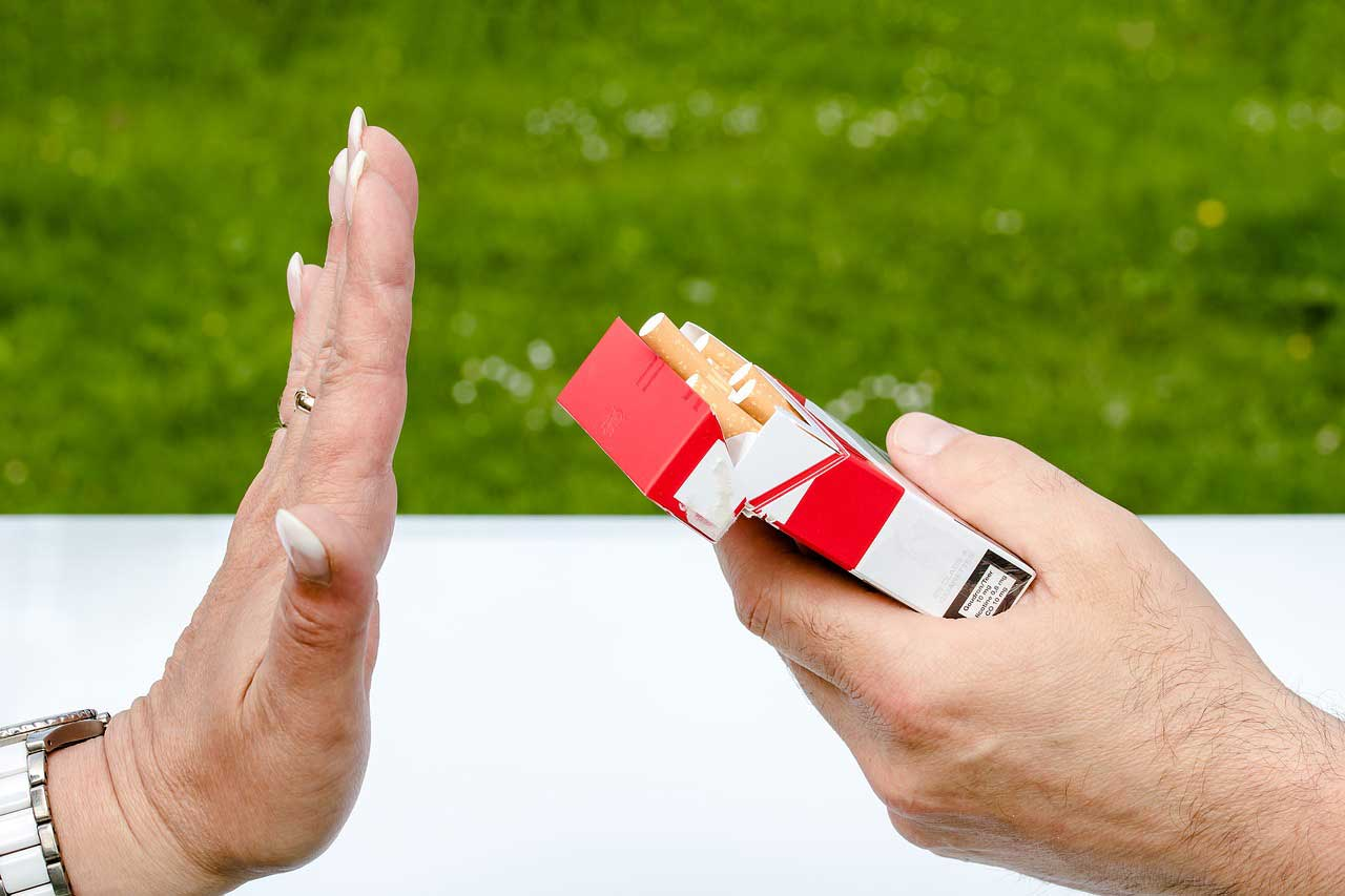 tips berhenti merokok - posciety